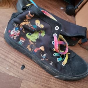 Nickelodeon shoes